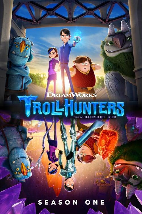 Temporada 1 : Trollhunters: Relatos de Arcadia