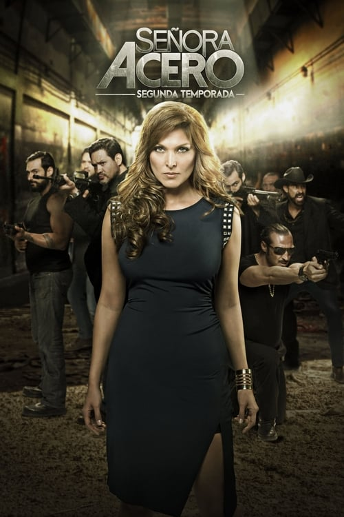 Temporada 2 : Señora Acero