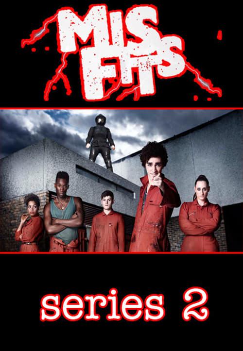 Temporada 2 : Misfits