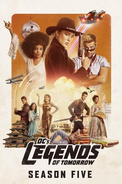 Temporada 5 : DC's Legends of Tomorrow