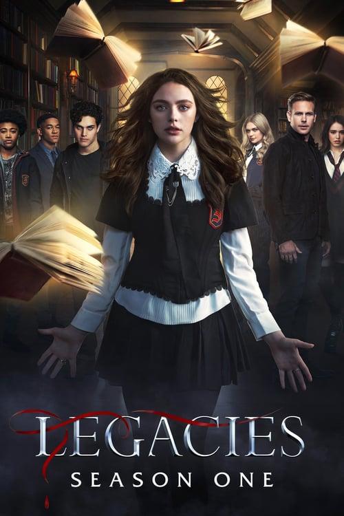 Temporada 1 : Legacies