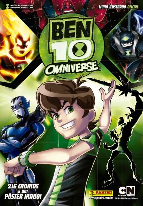 Temporada 6 : Ben 10: Omniverse