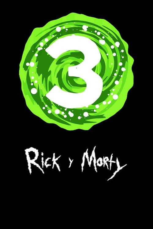 Temporada 3 : Rick y Morty