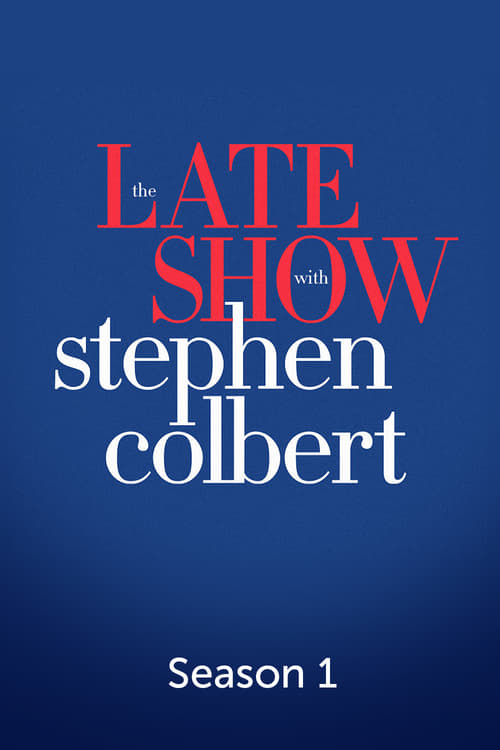 Temporada 1 : The Late Show with Stephen Colbert