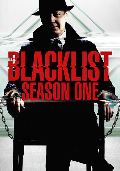 Temporada 1 : The Blacklist