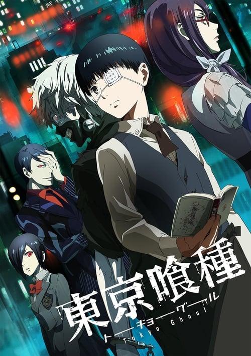 Temporada 1 : Tokyo Ghoul