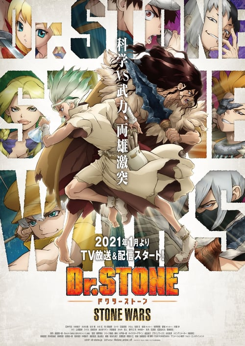 Temporada 2 : Dr. Stone