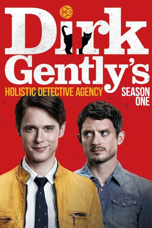 Temporada 1 : Dirk Gently, Agencia de investigaciones holísticas