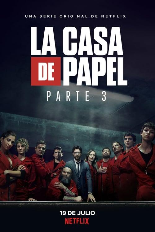 Temporada 2 : La casa de papel