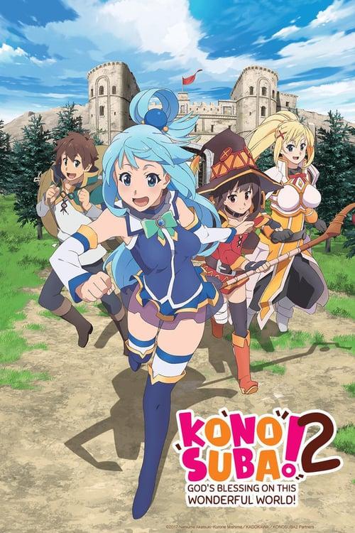 Temporada 2 : Kono Subarashii Sekai ni Shukufuku wo!