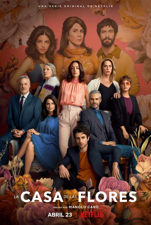 Temporada 3 : La casa de las flores