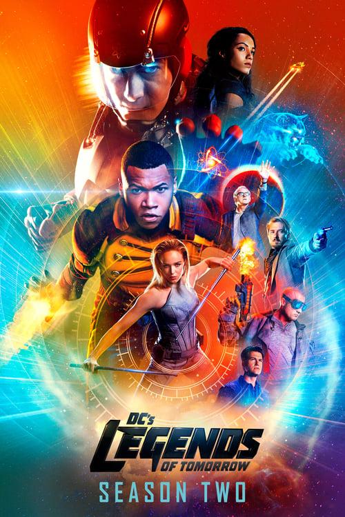 Temporada 2 : DC's Legends of Tomorrow