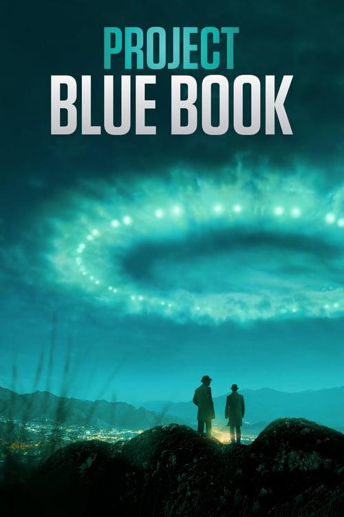 Temporada 1 : Proyecto libro azul