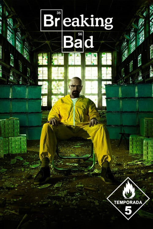 Temporada 5 : Breaking Bad
