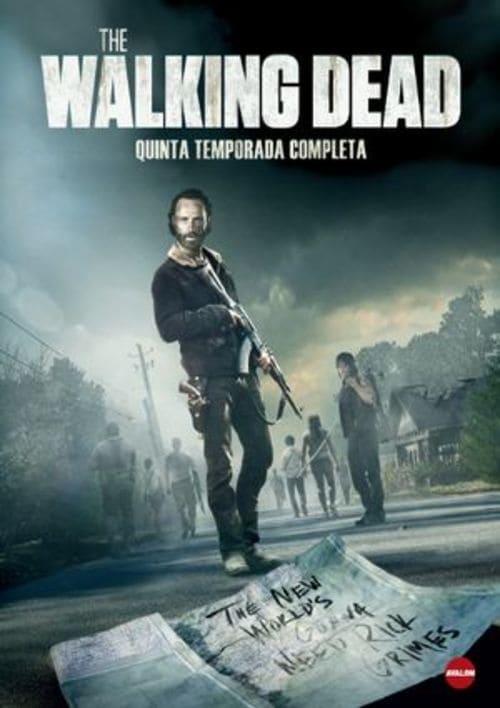 Temporada 5 : The Walking Dead