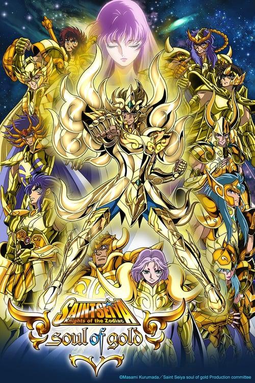 Temporada 1 : Los Caballeros del Zodiaco: Alma de oro