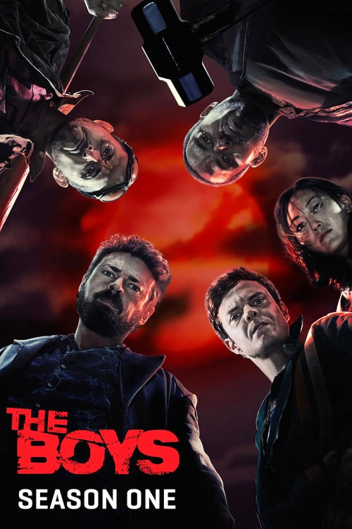Temporada 1 : The Boys