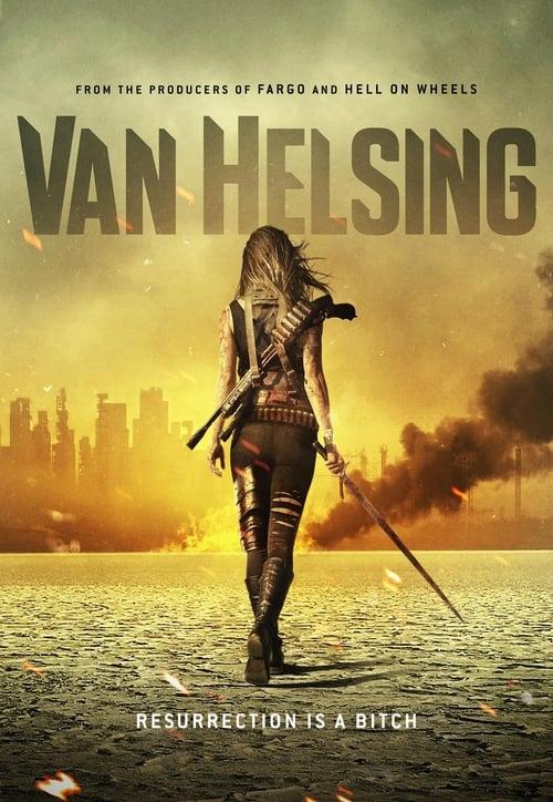 Temporada 1 : Van Helsing