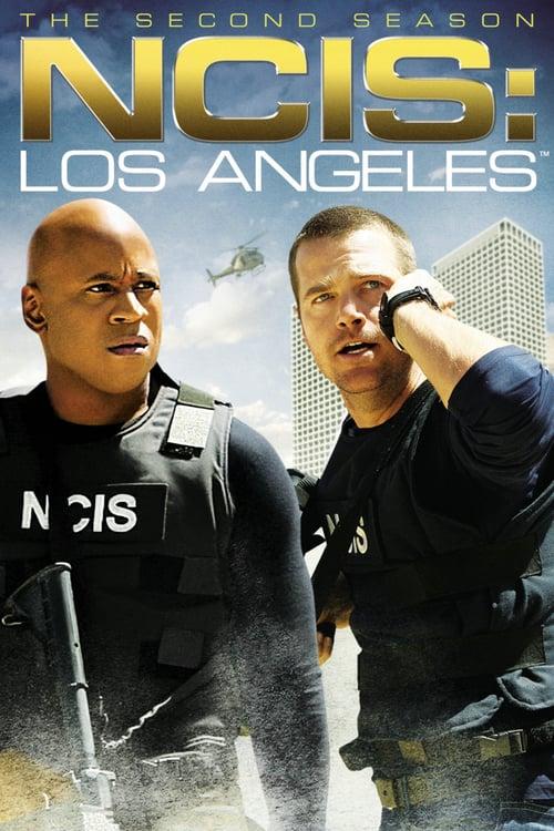 Temporada 2 : NCIS: Los Ángeles
