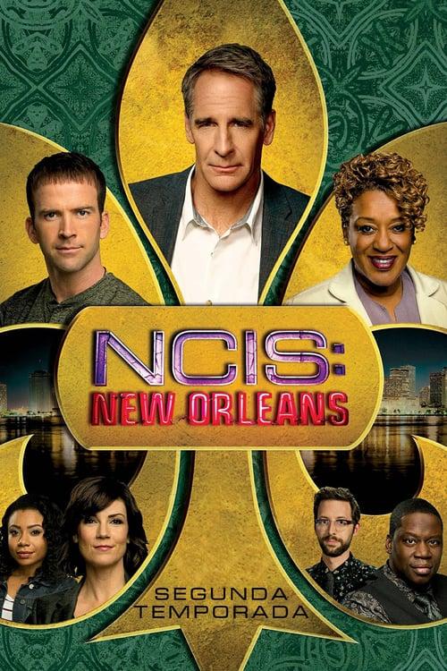 Temporada 2 : NCIS: Nueva Orleans