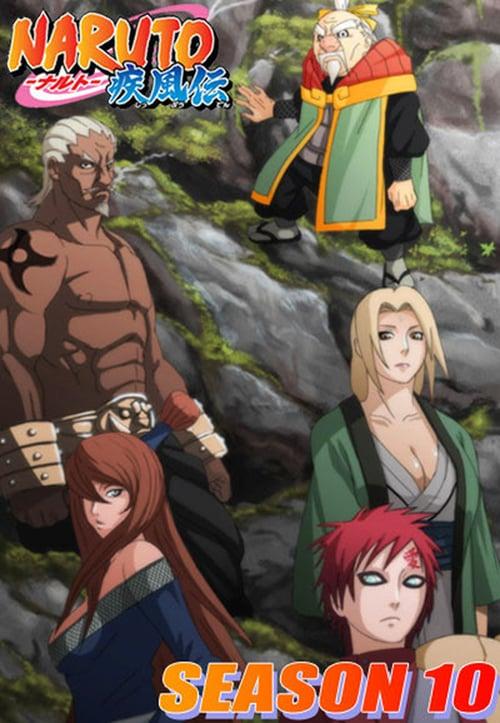 La reunión de los 5 Kages : Naruto Shippuden