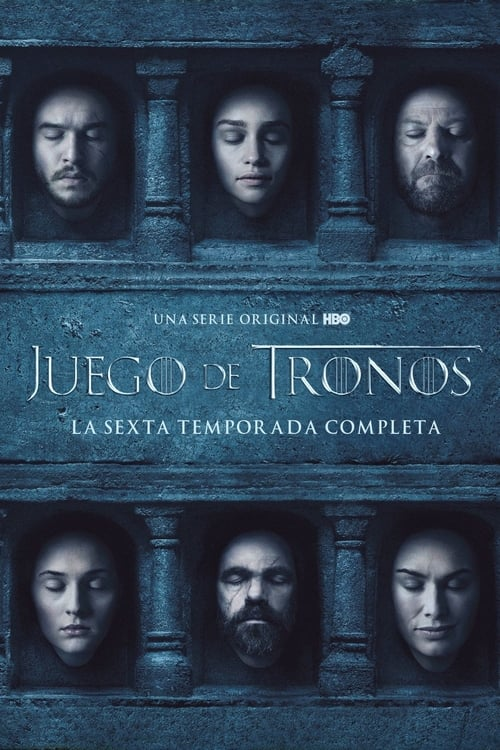 Temporada 6 : Juego de tronos
