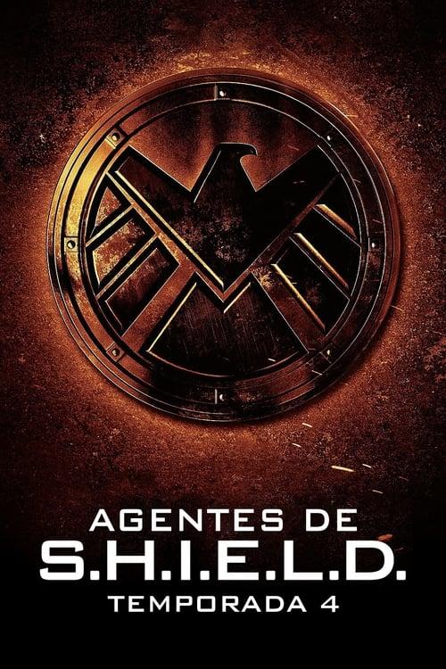 Temporada 4 : Marvel Agentes de S.H.I.E.L.D.