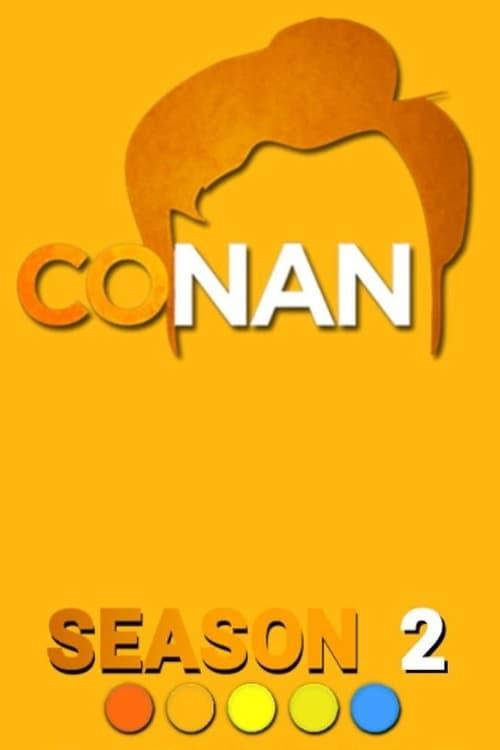 Temporada 2 : Conan