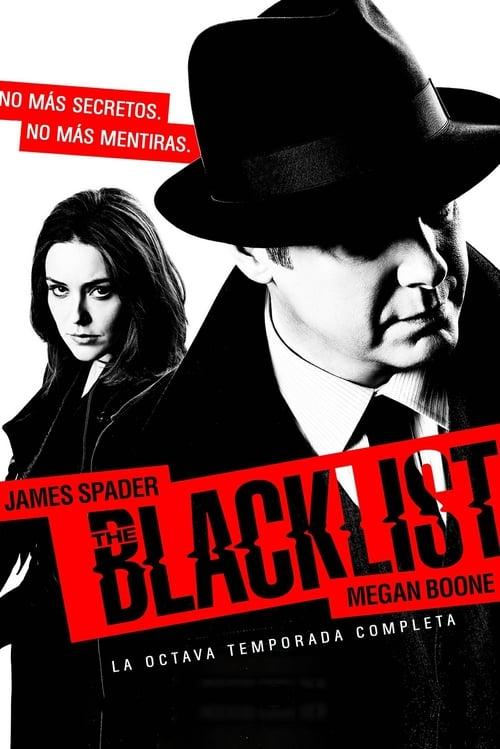 Temporada 8 : The Blacklist