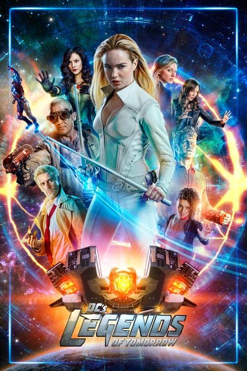 Temporada 4 : DC's Legends of Tomorrow