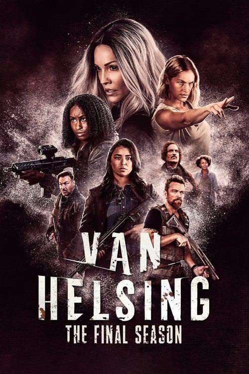 Temporada 5 : Van Helsing