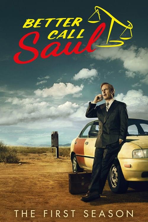Temporada 1 : Better Call Saul