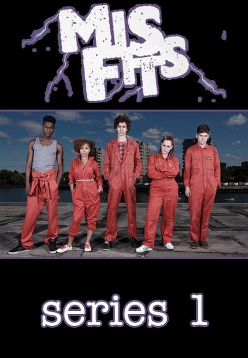 Temporada 1 : Misfits