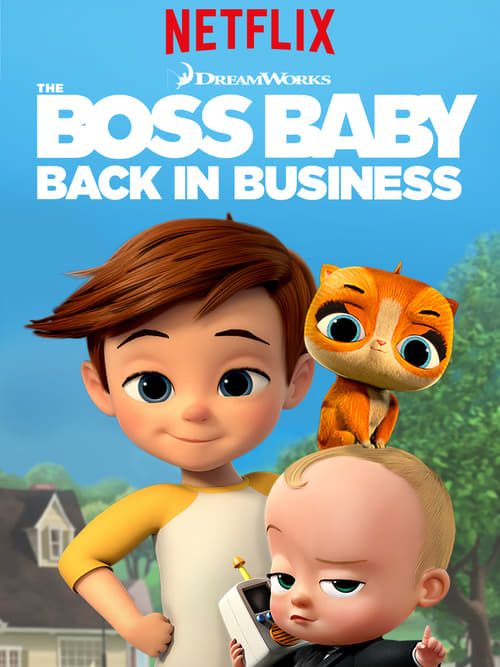 Temporada 2 : El bebé jefazo: Vuelta al curro
