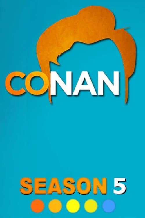 Temporada 5 : Conan