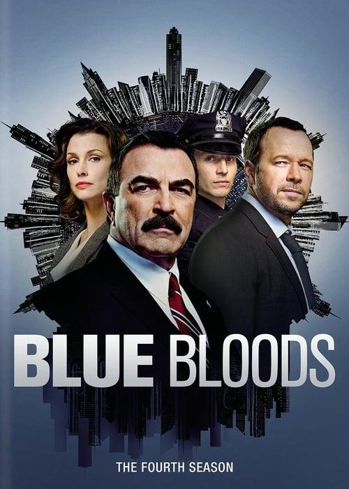 Temporada 4 : Blue Bloods (Familia de policías)