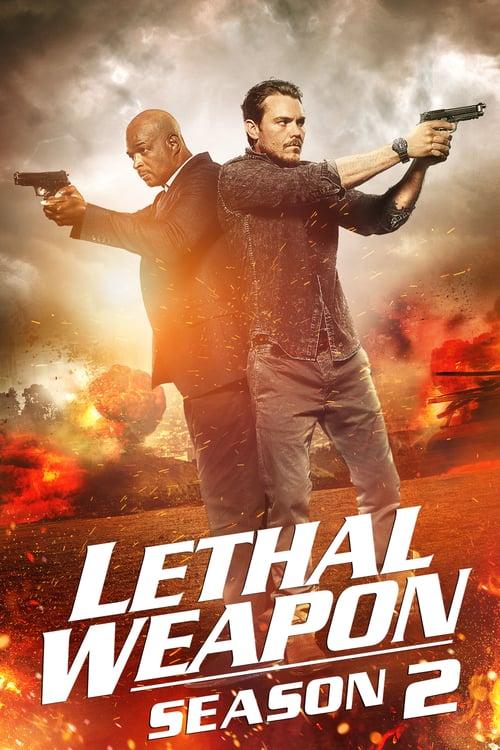 Temporada 2 : Arma letal