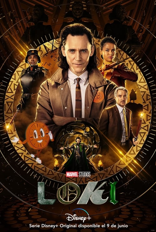 Temporada 1 : Loki