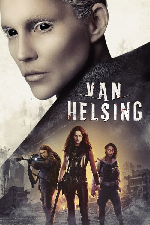 Temporada 4 : Van Helsing