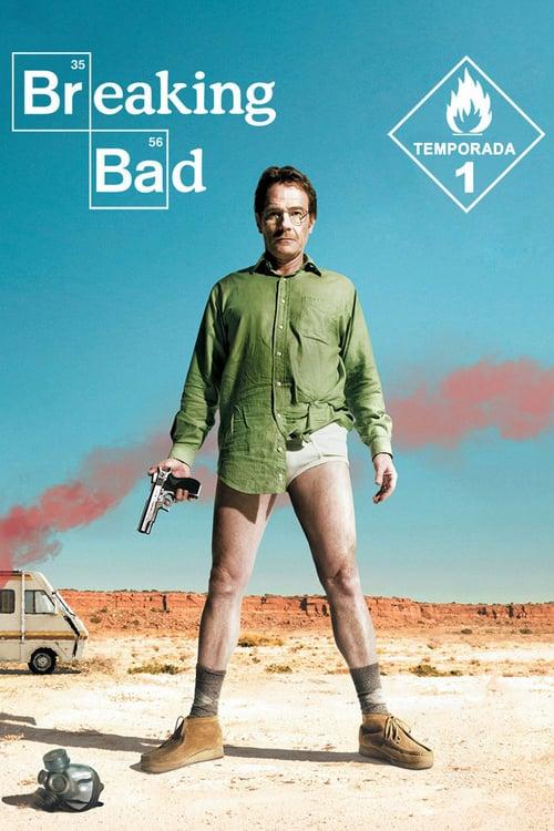 Temporada 1 : Breaking Bad