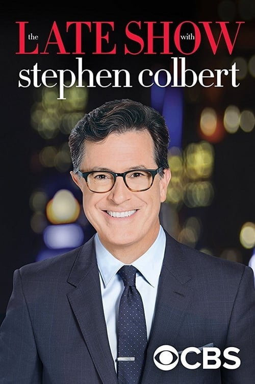 Temporada 3 : The Late Show with Stephen Colbert