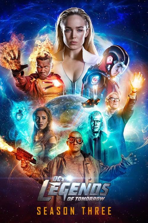 Temporada 3 : DC's Legends of Tomorrow