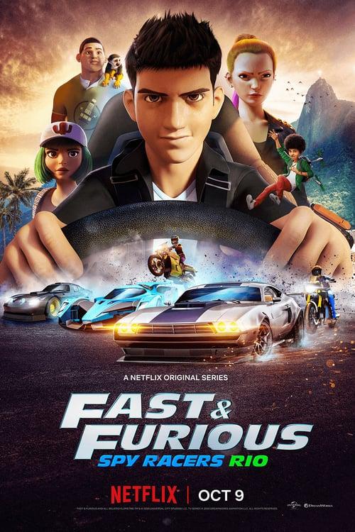 Temporada 2: Río : Fast & Furious: Espías a todo gas