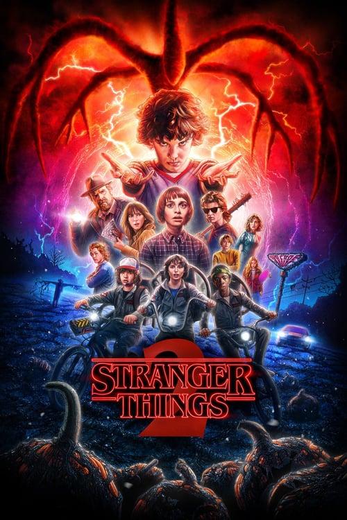 Temporada 2 : Stranger Things
