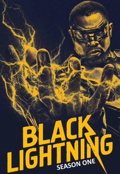 Temporada 1 : Black Lightning
