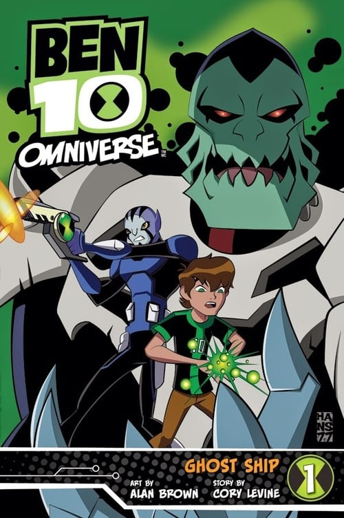Temporada 4 : Ben 10: Omniverse