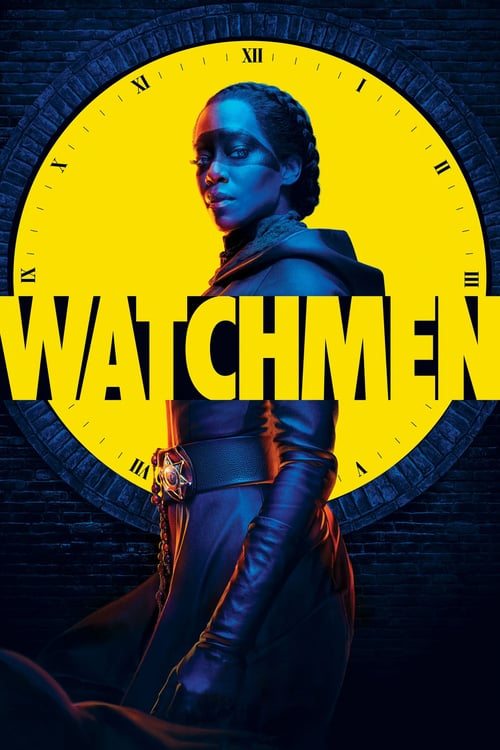 Temporada 1 : Watchmen
