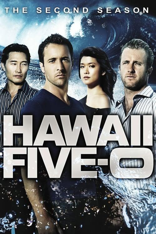 Temporada 2 : Hawai 5.0