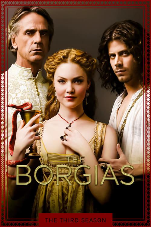 Temporada 3 : Los Borgia