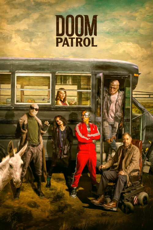 Temporada 1 : Doom Patrol